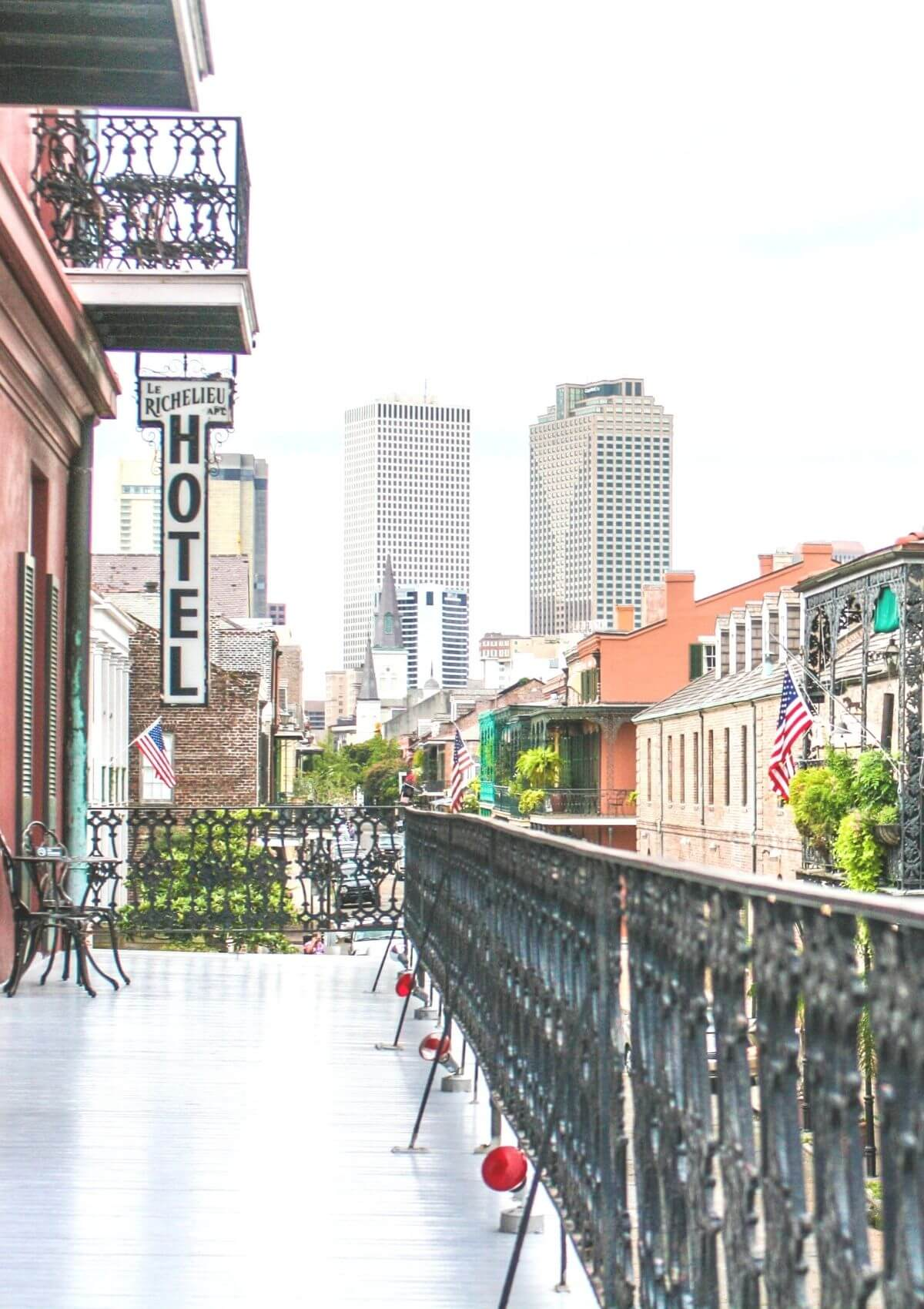 new orleans on a budget