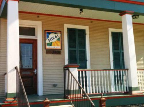 Which Hostel in New Orleans