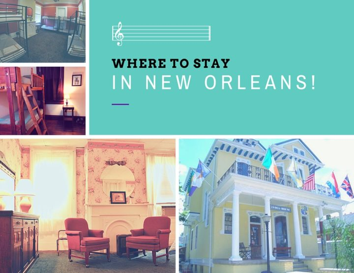 Which Hostel is the Best in New Orleans?