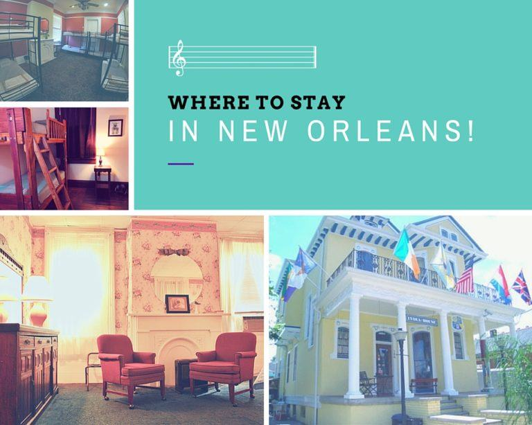 Hostels in New Orleans