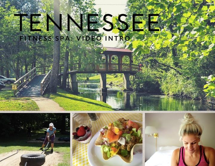 My Video from the Tennessee Fitness Spa