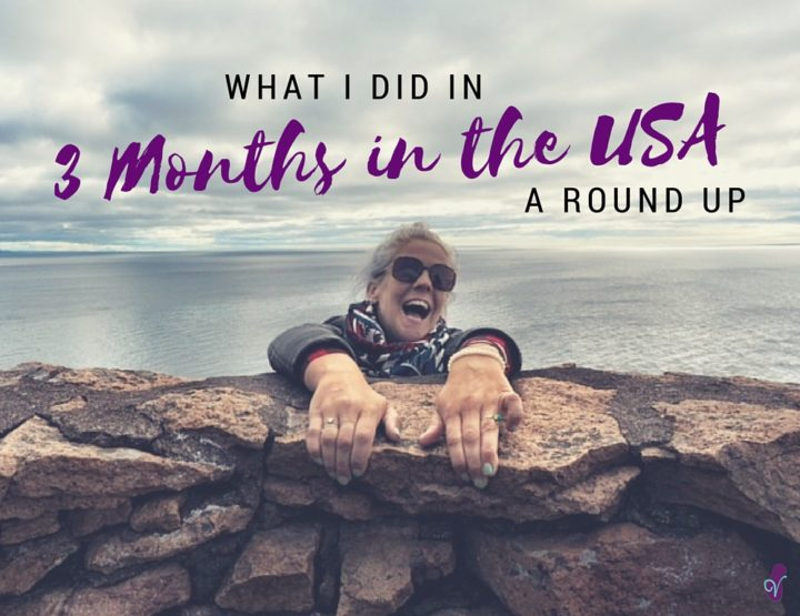 3 Months in America: What DID I Get Up To?