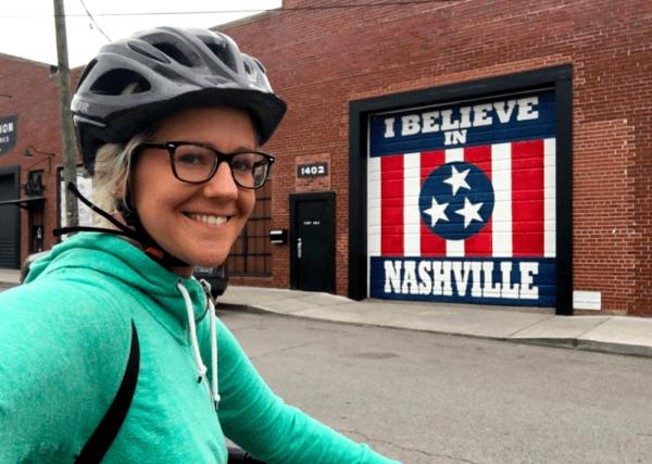 Chilling in Nashville