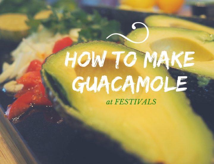 Best Recipes for Festivals: Guacamole