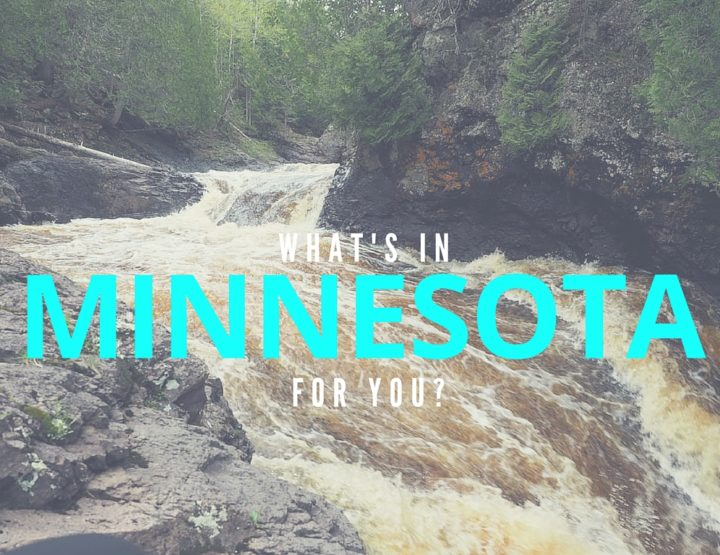 What's in Minnesota for YOU?
