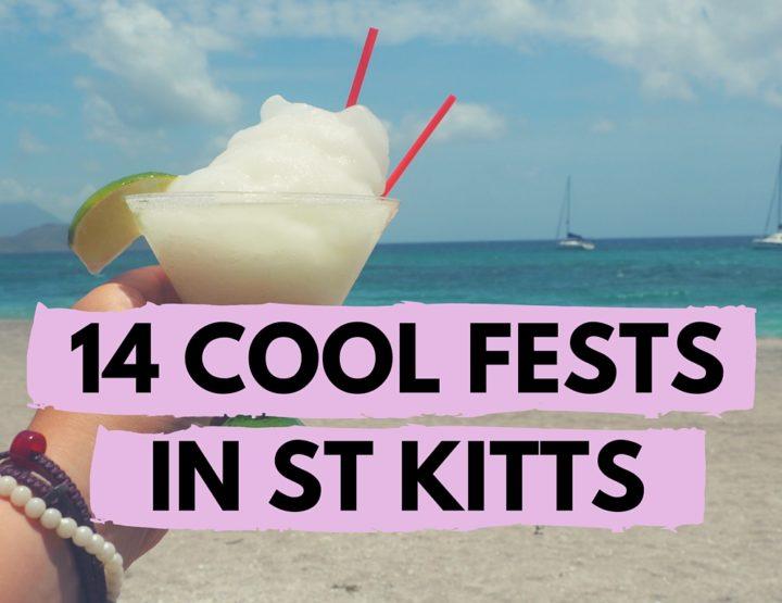 14 Cool Festivals in St Kitts