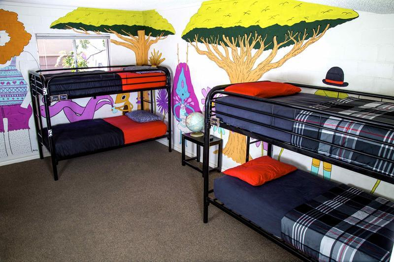 The best hostel in Austin