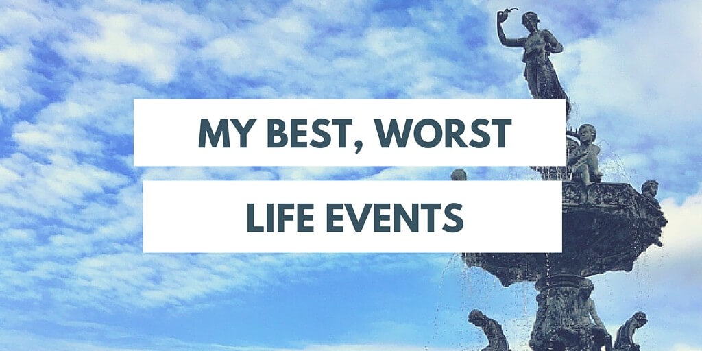 Best Worst Life Events