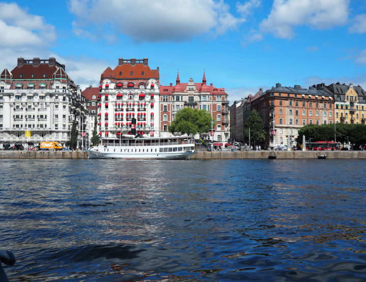 Using the Triposo App in Stockholm: Any Good?