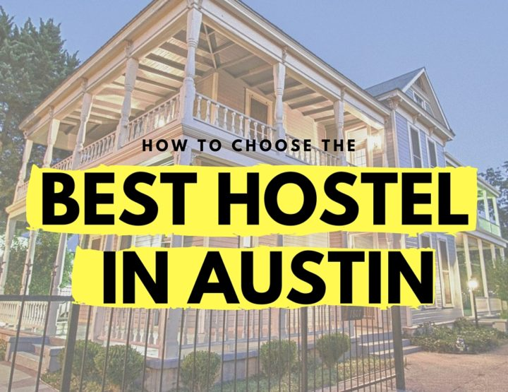 Hostels in Austin: HK Austin, Drifter Jack's or Hostel International?