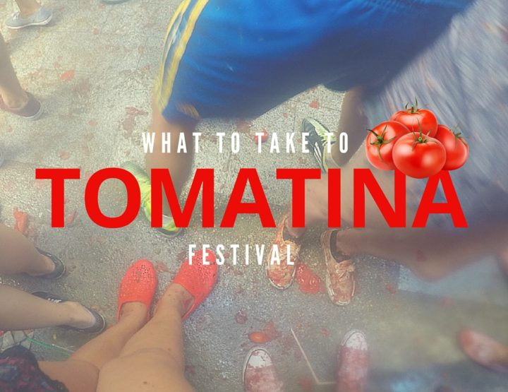What Do I Need to Take to Tomatina?