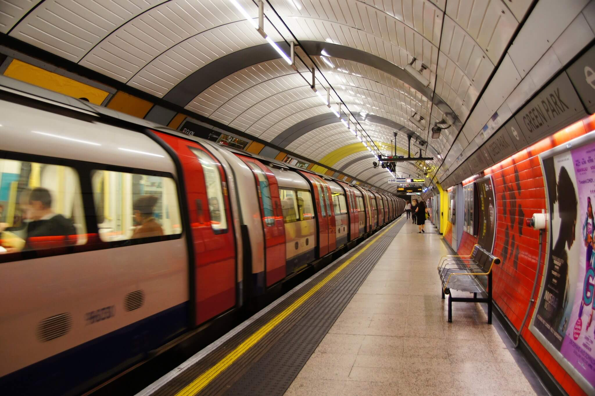 Exploring the London Underground