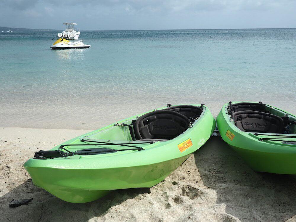 St Kitts beaches