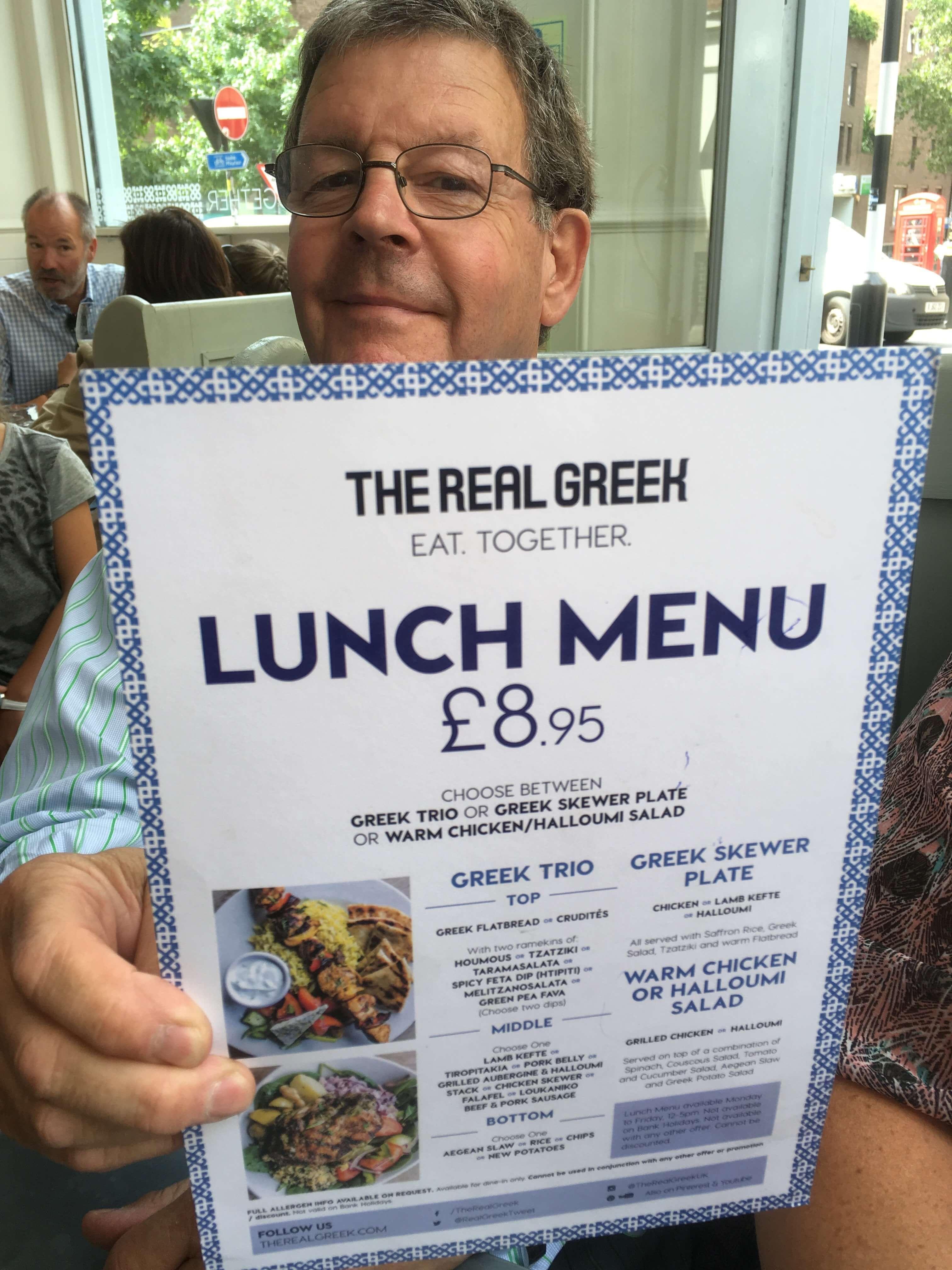 Bargain restaurant