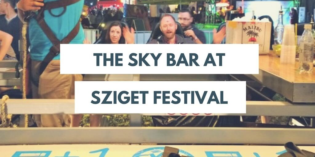 food at Sziget Festival