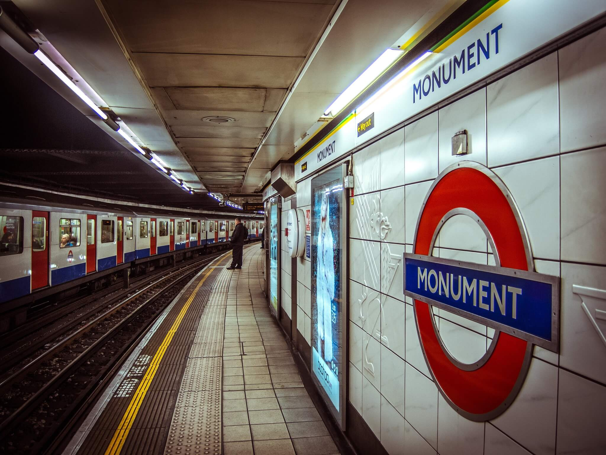 how to do the London Underground with baggage