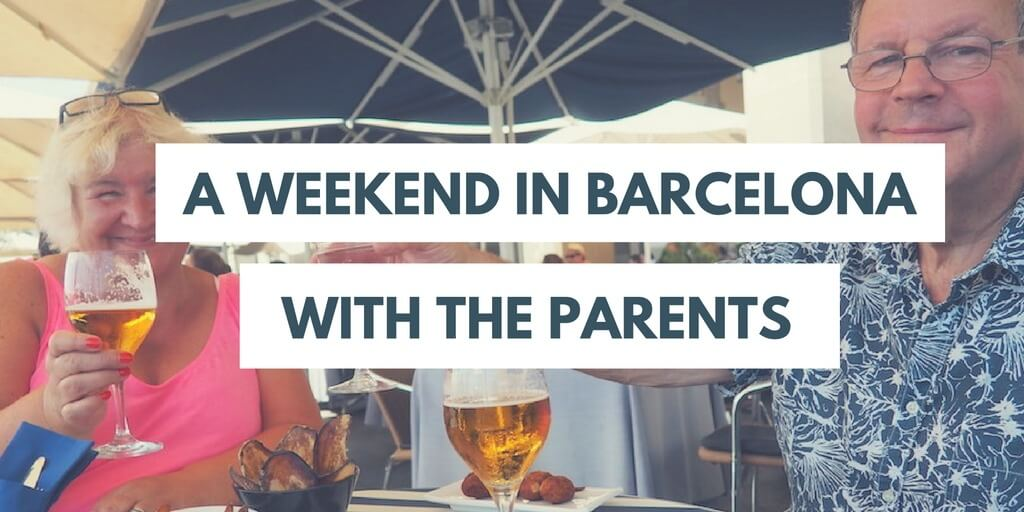 weekend with parents