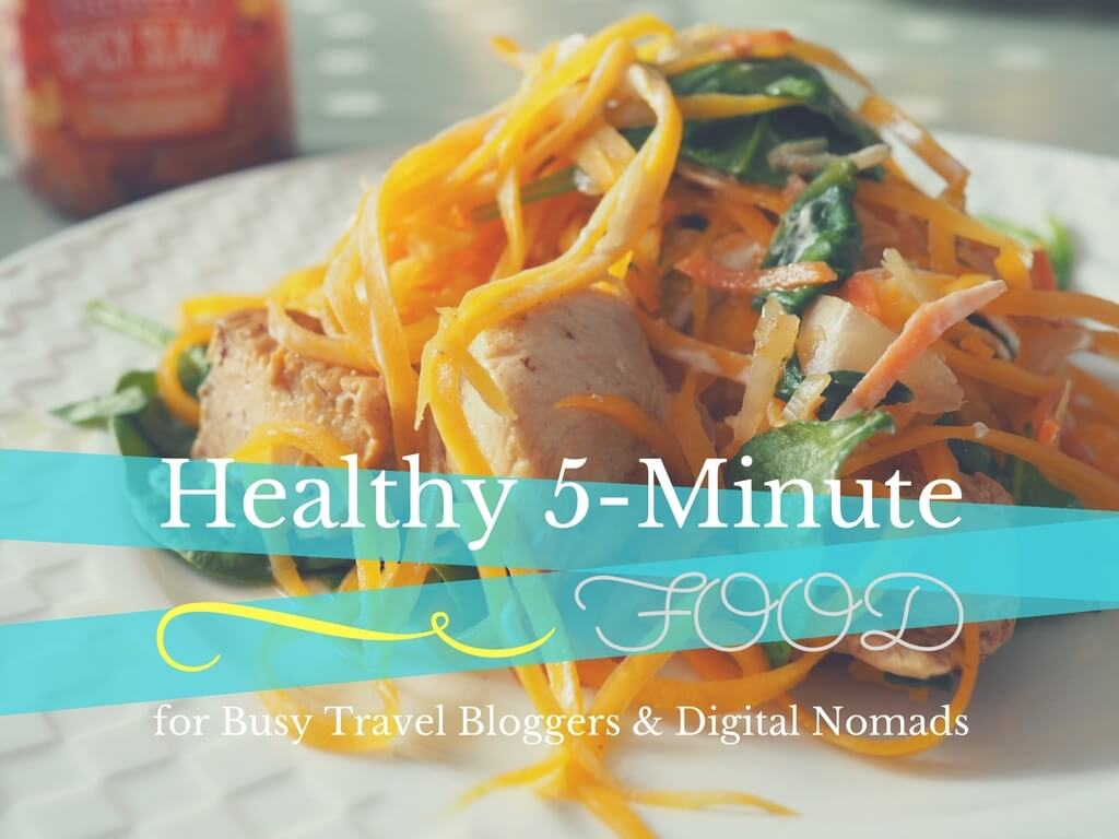 Food for Travel Bloggers