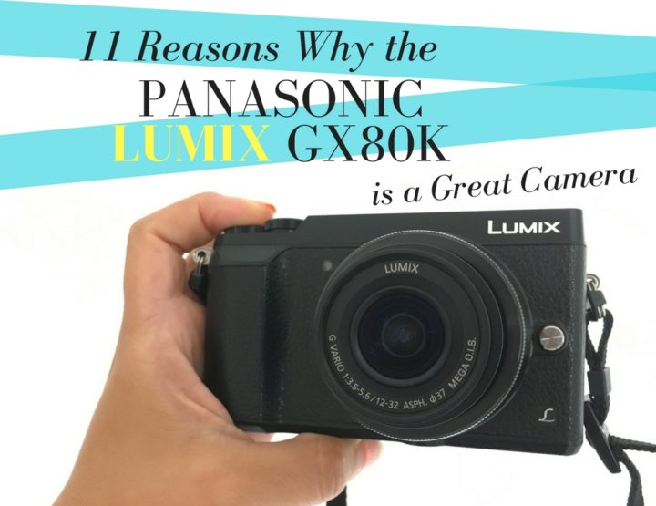 11 Reasons Why the Panasonic Lumix GX80 is a Brilliant Camera