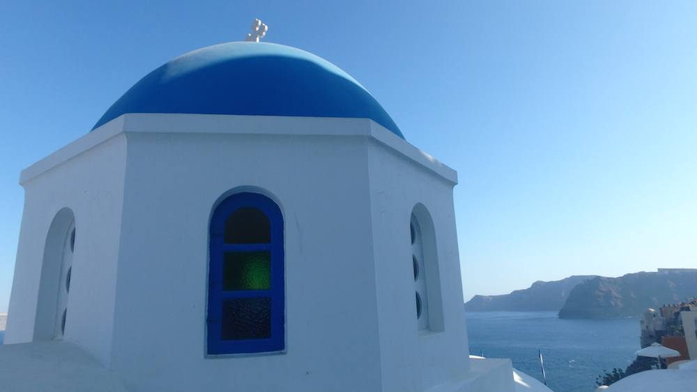 Travel Talk Tours Santorini