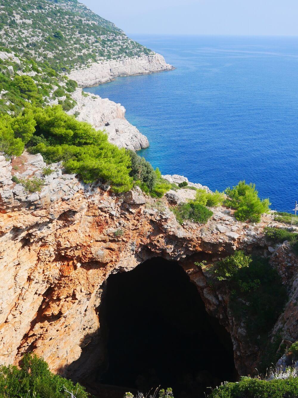 Caves in Croatia