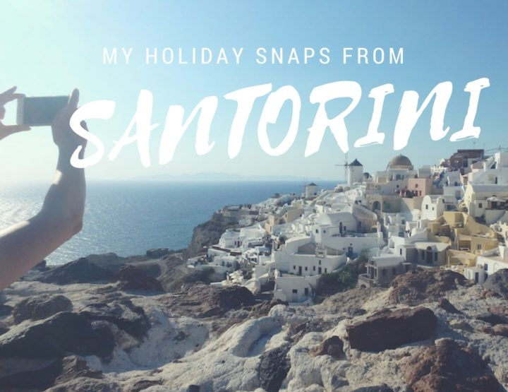 Santorini with Travel Talk Tours