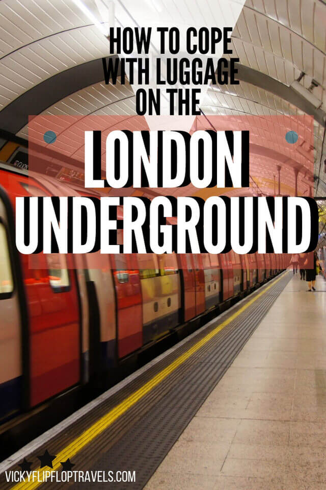Luggage and the London Underground