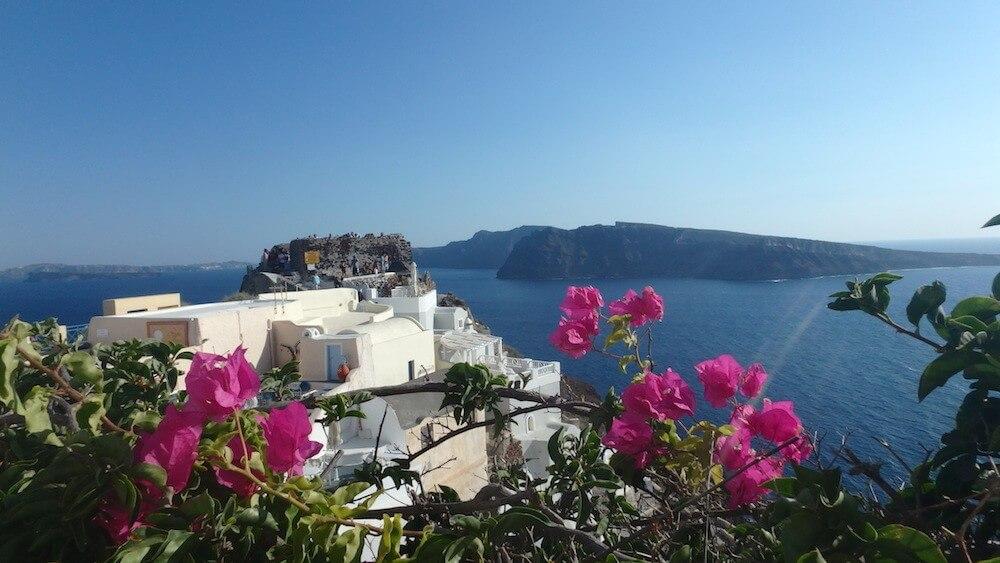 Santorini with Travel Talk Tours