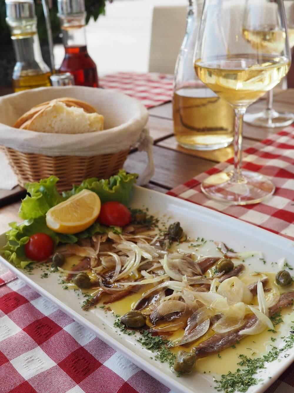 Best food in Rovinj