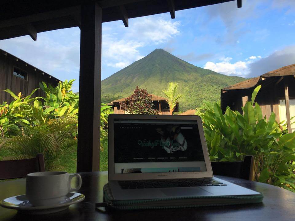 Arenal laptop
