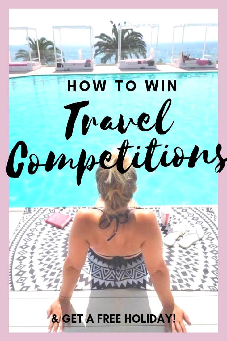 win a free trip