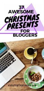 Presents for Bloggers