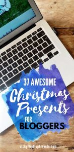 Blogger Christmas Presents