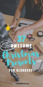 Christmas Presents for bloggers