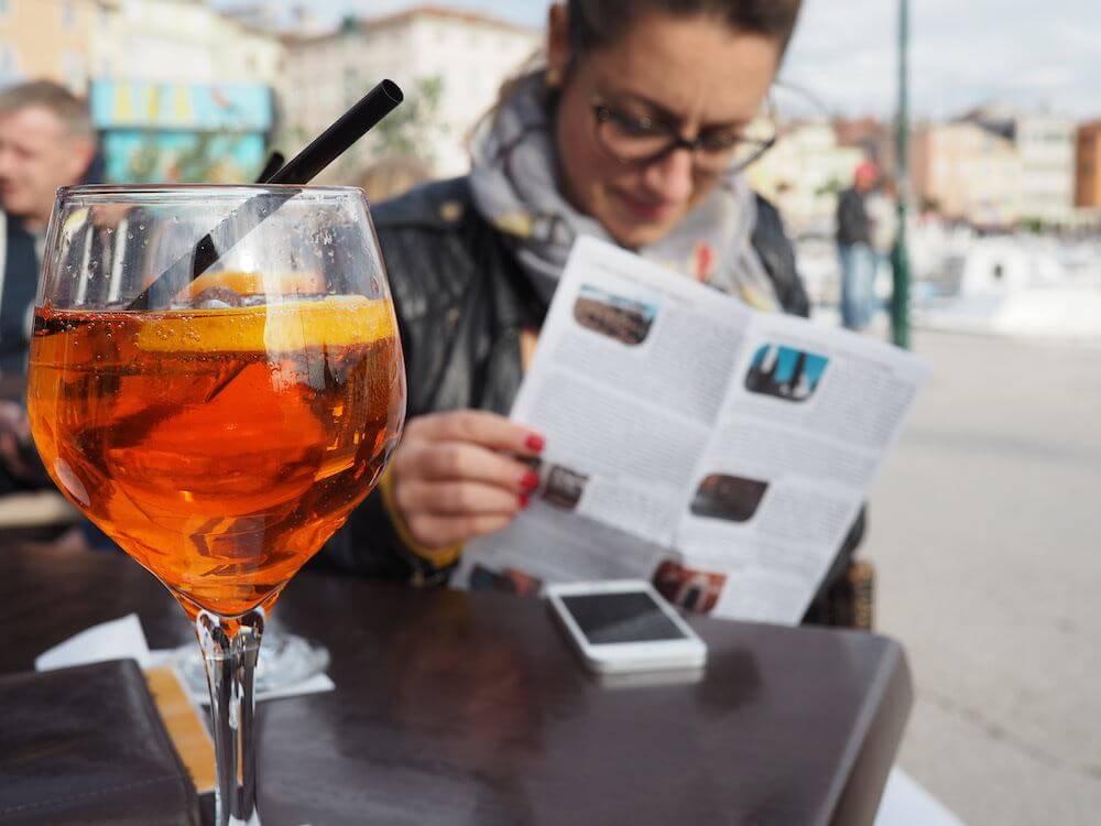 Drinking in Croatia