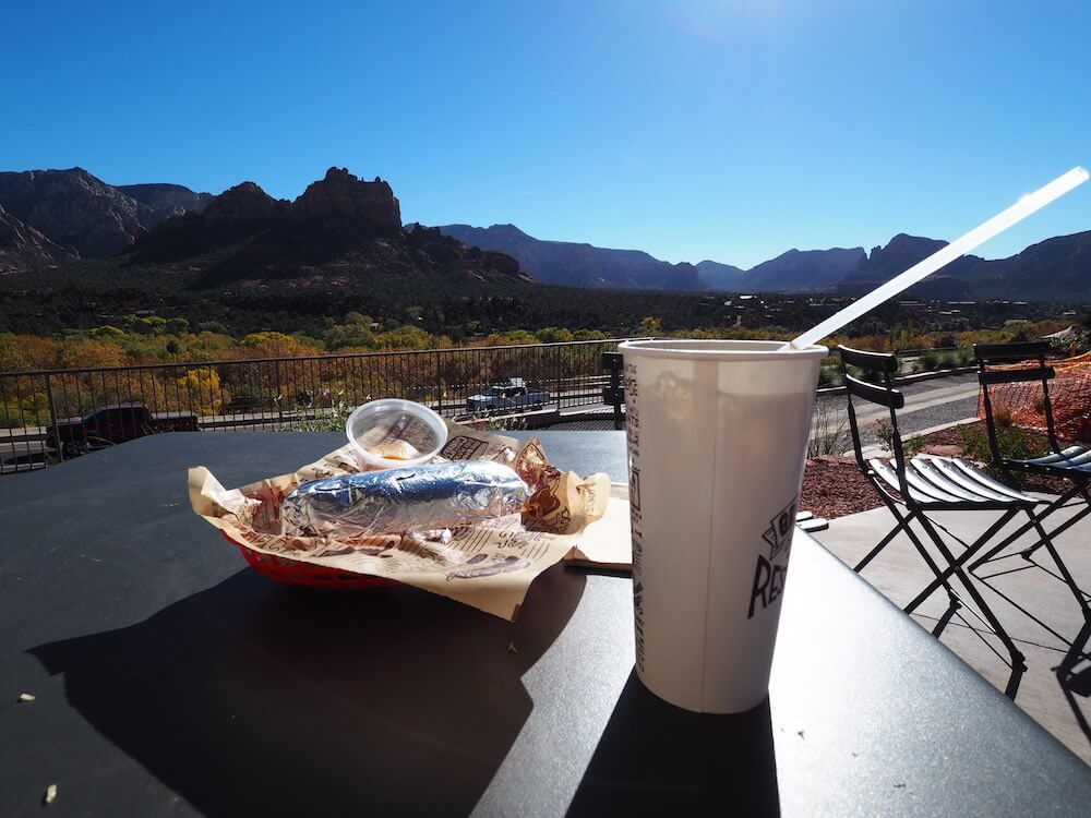 Chipotle in Sedona