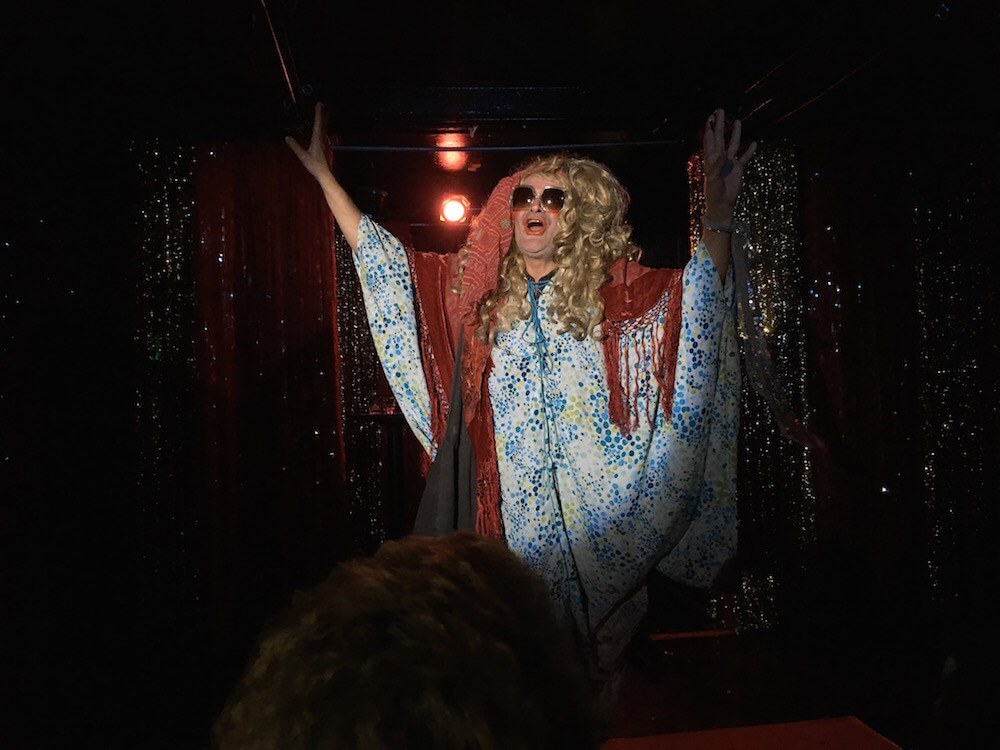 San Francisco drag queen