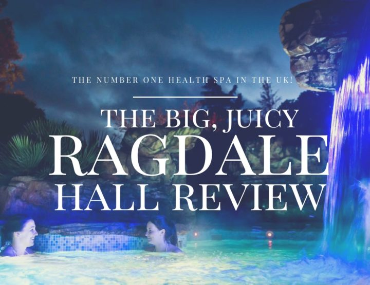 Ragdale Hall Review: Time to Relax