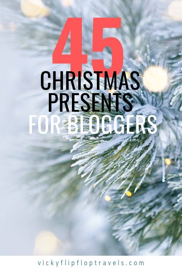 christmas gifts for bloggers