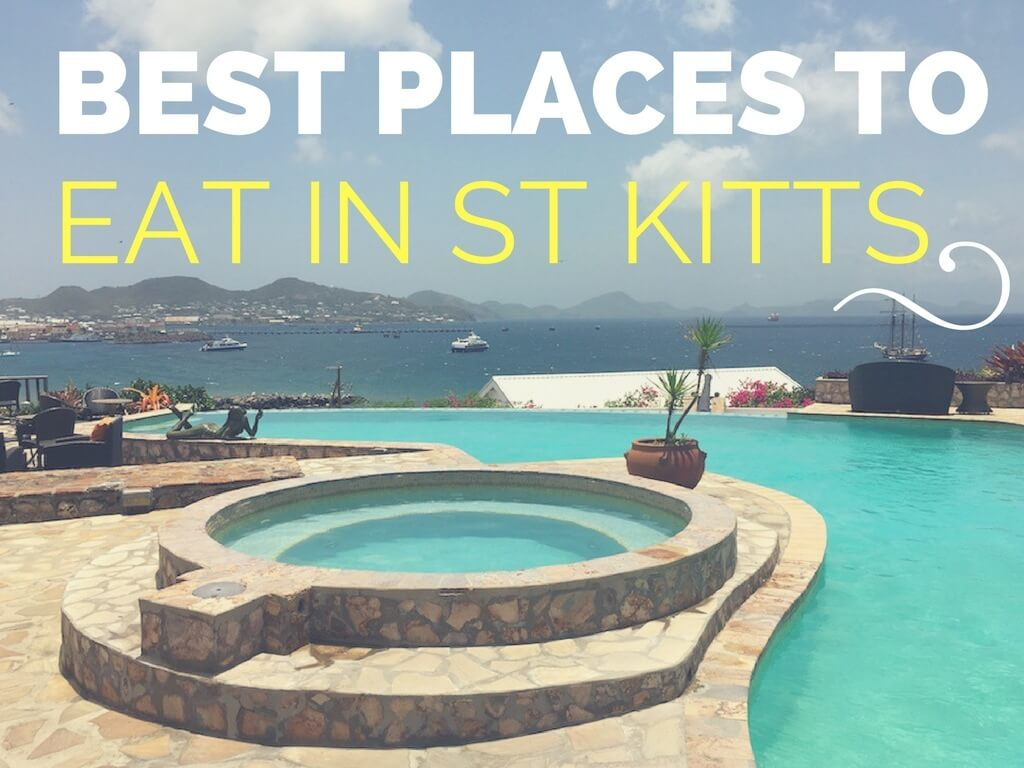 St Kitts places to eat