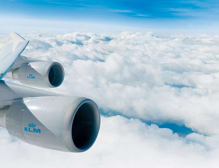 Explore the World with KLM