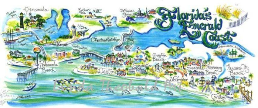 Reasons to Visit the Emerald Coast