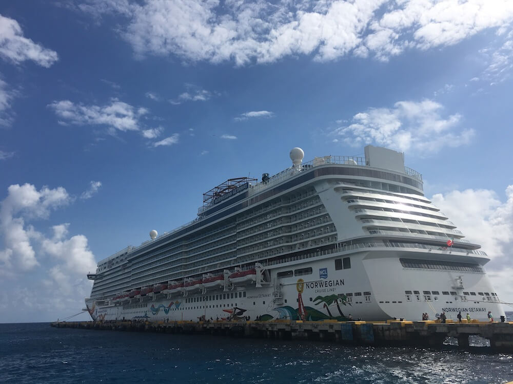 A day on the Norwegian Getaway