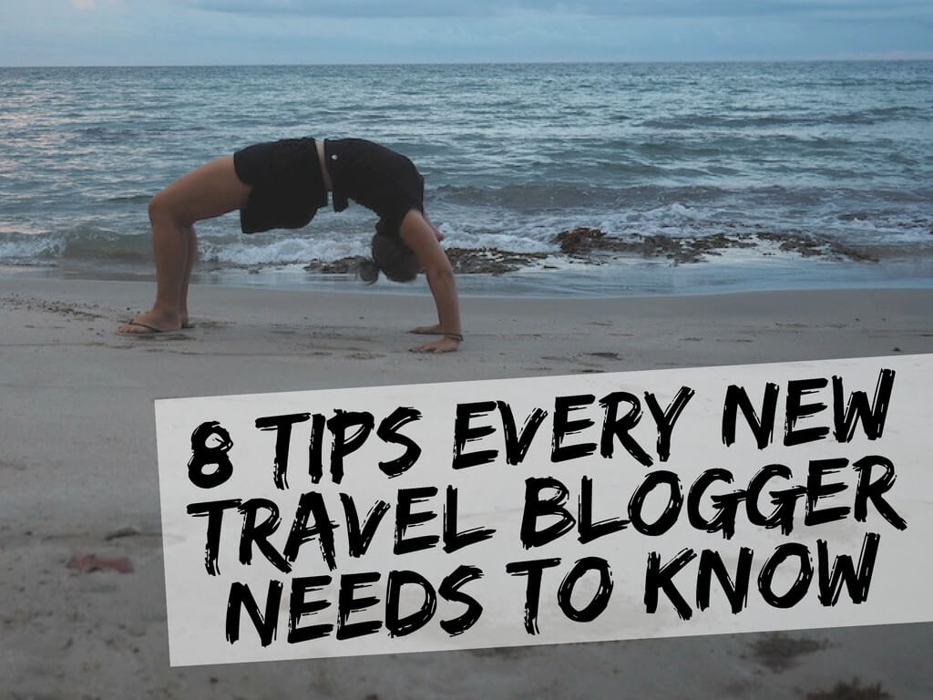 New travel bloggers
