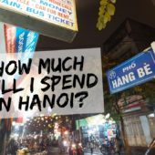 How Much Will I Spend in Hanoi?
