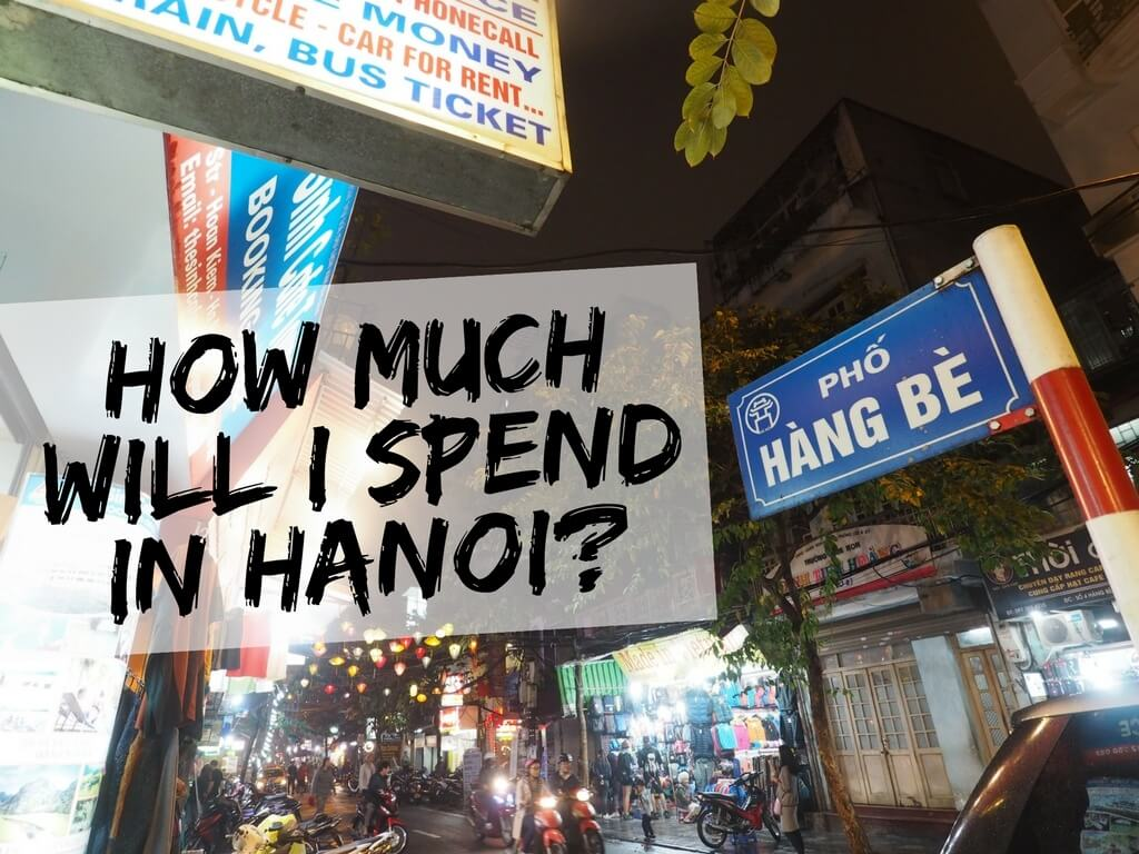 Costs of Hanoi