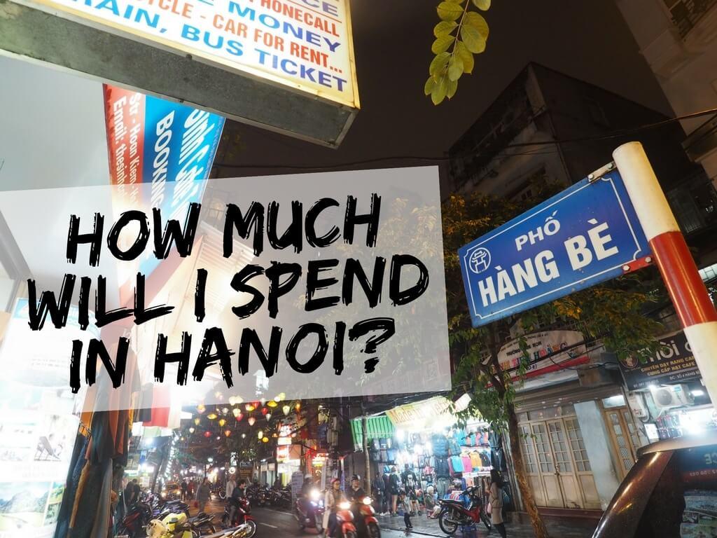 Costs of Hanoi