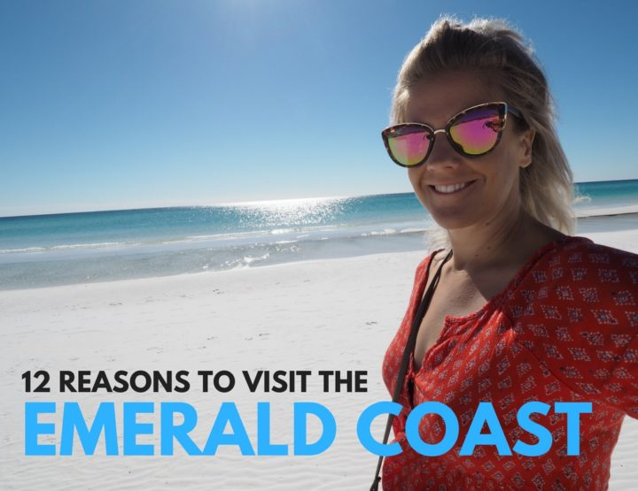 12 Reasons to Visit the Emerald Coast