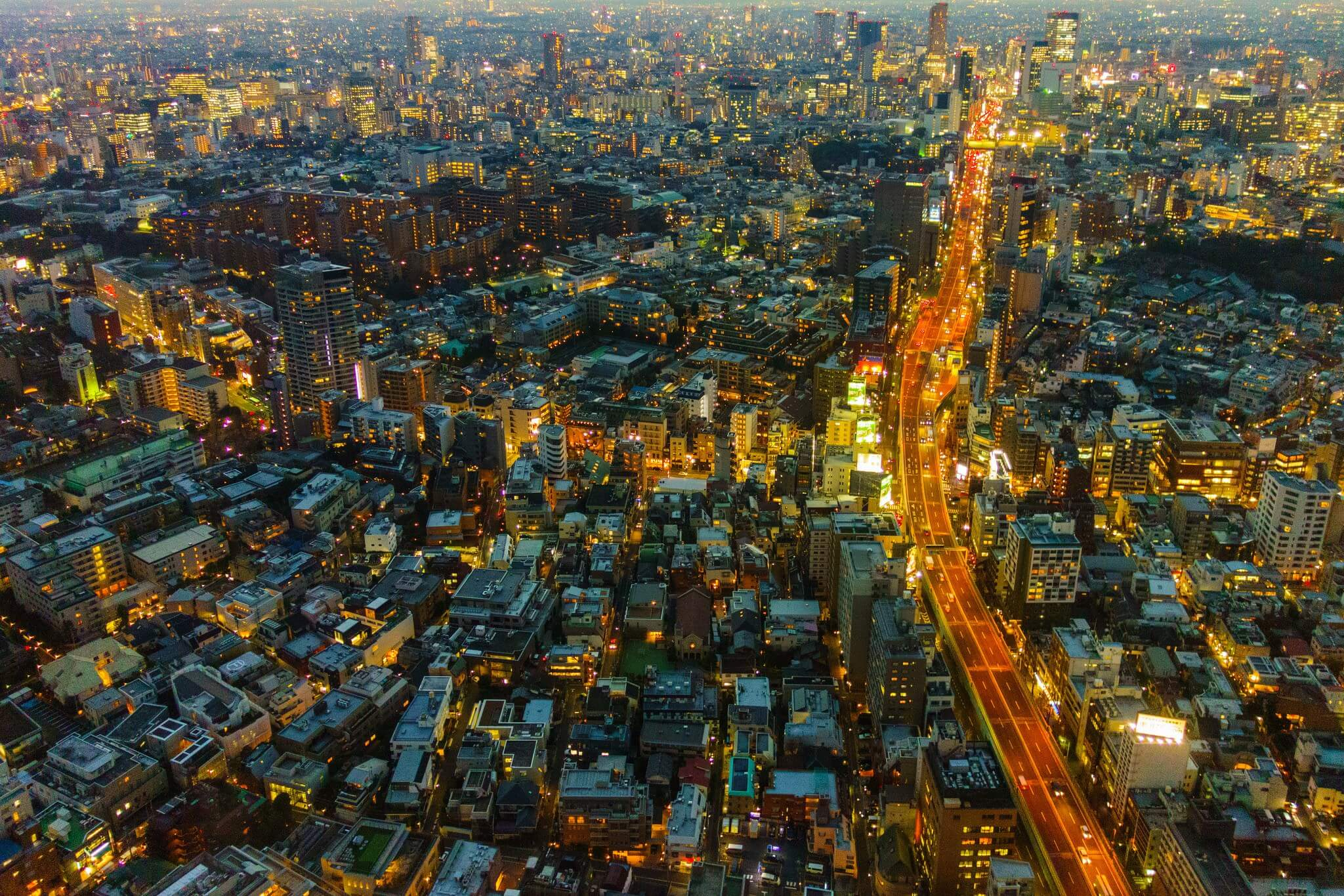 Seeing Tokyo differently