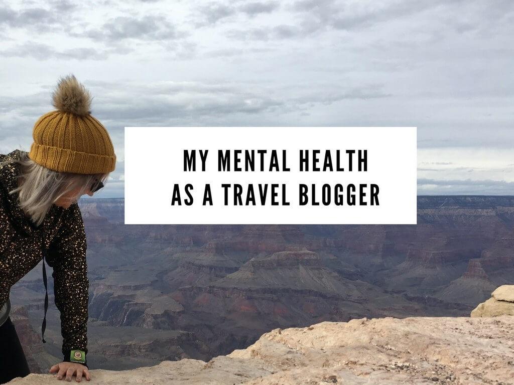 Travel Blogger Mental Health